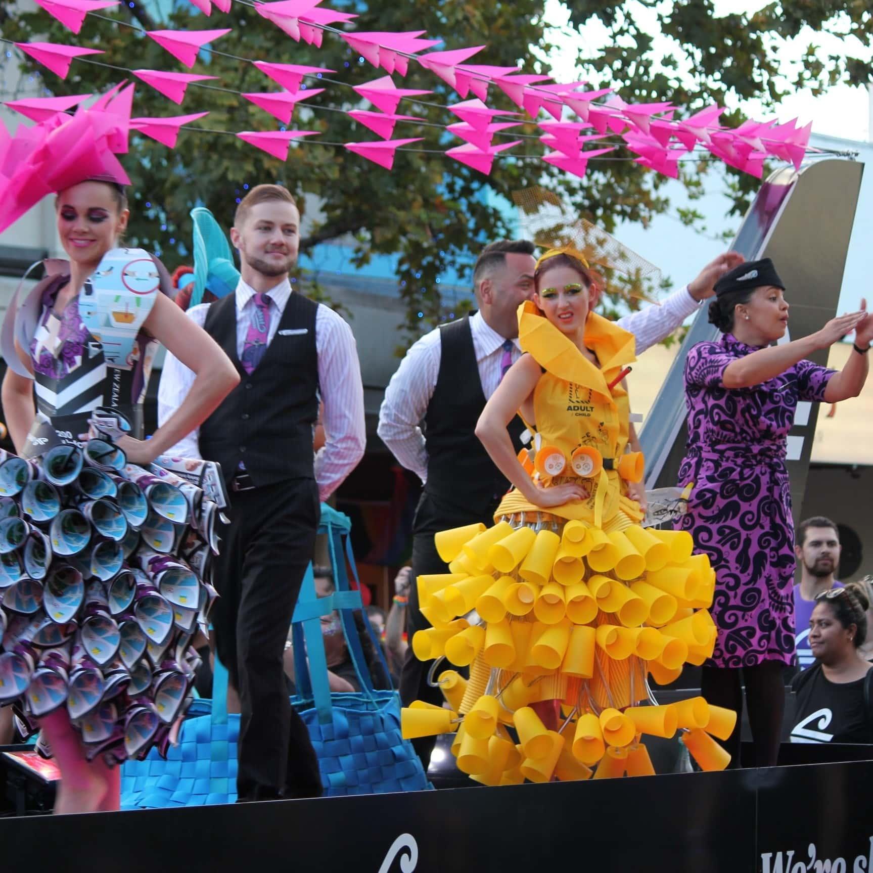 Pride Festival Parade Event