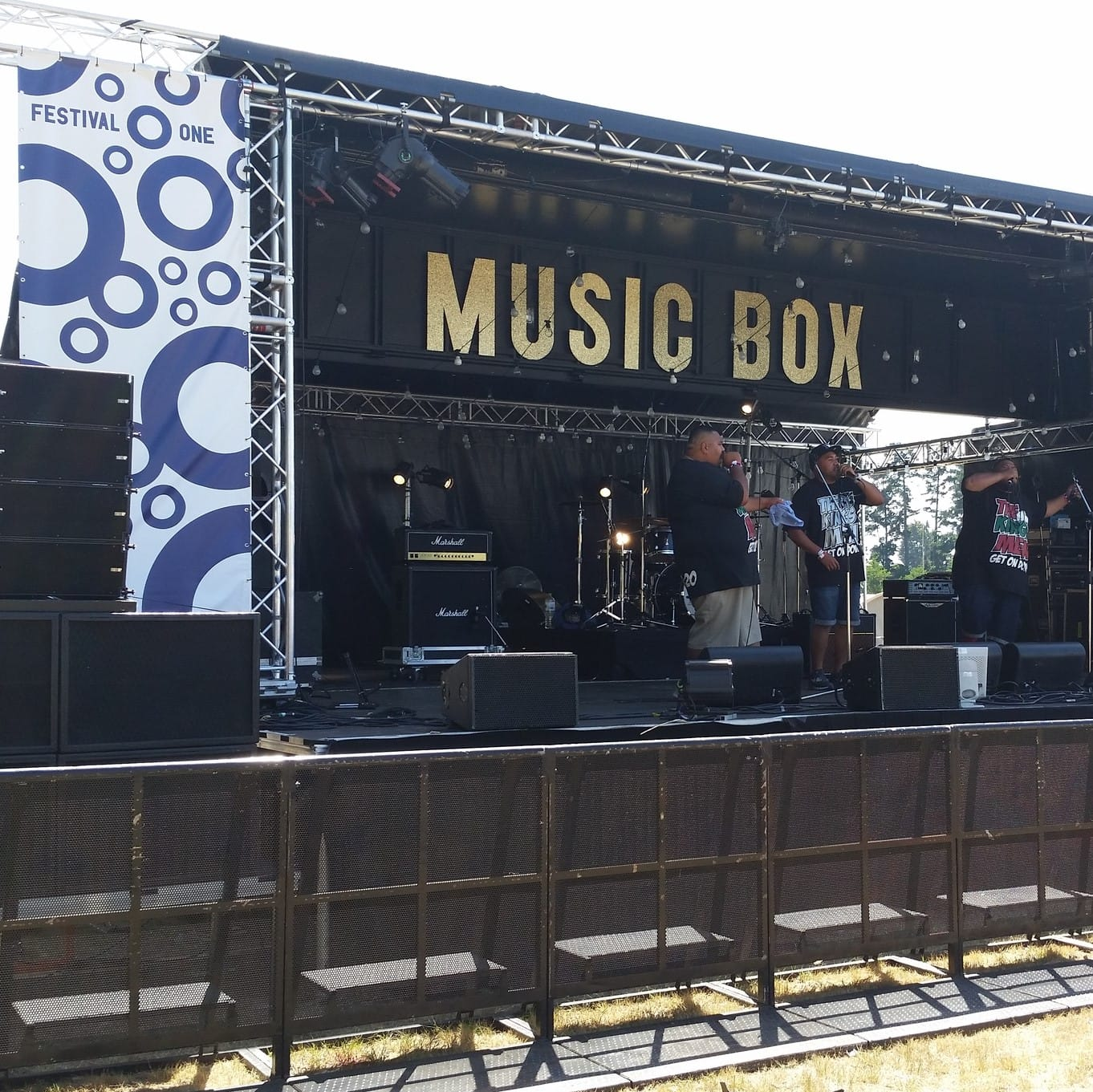 Festival One Music and Arts Event